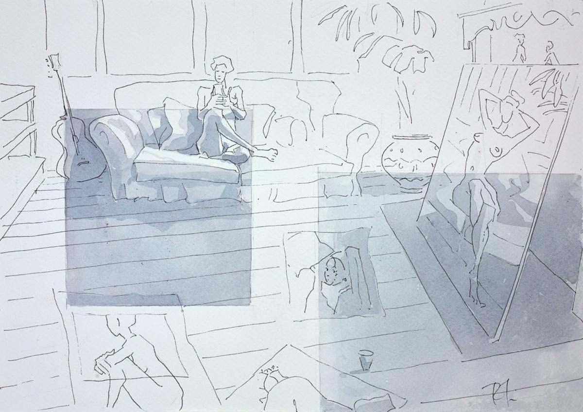 Studio Pose II